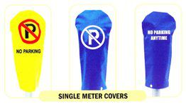 Single Parking meter covers